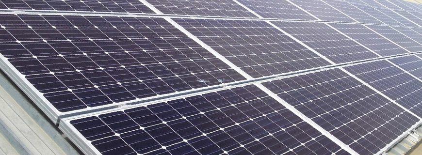 In esercizio i nuovi impianti fotovoltaici
