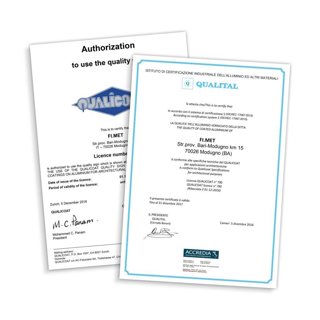 certificazioni qualicoat