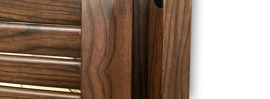 Effetto legno sublimato su ferro fimet for Effetto legno su muro