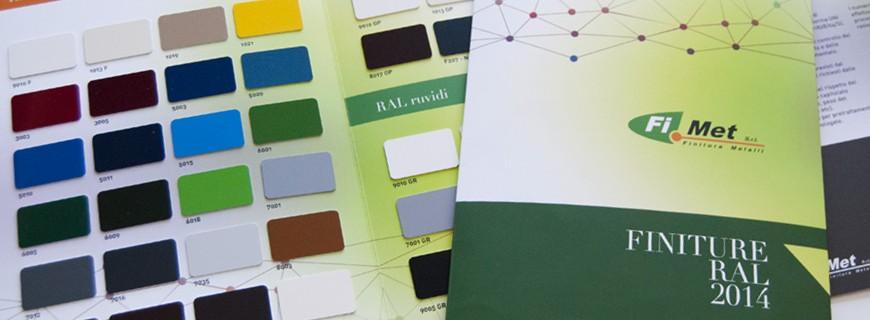 Piano lavori 2014 e nuova cartella colori Ral