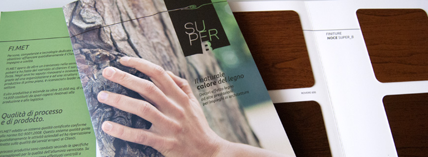Disponibili le cartelle colori della nuova serie di effetti legno SUPER_B